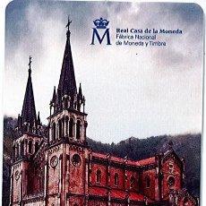 Coleccionismo Calendarios: CALENDARIO DE FABRICA NACIONAL DE MONEDA Y TIMBRE - FNMT - F.N.M.T. - AÑO 2018. Lote 195466585
