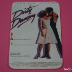 Coleccionismo Calendarios: CALENDARIO DE BOLSILLO DE PELICULA DIRTY DANCING AÑO 1993 LOTE 26. Lote 195520777