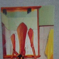 Coleccionismo Calendarios: CALENDARIO EXPOSICIÓN DE PINTURAS AYUNTAMIENTO DE VINAROS AÑO 2009 . Lote 195544561