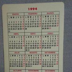 Coleccionismo Calendarios: CALENDARIO FEDERACIÓN DE DONANTES DE SANGRE DE CASTILLA Y LEÓN AÑO 1994. Lote 195544776