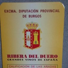 Coleccionismo Calendarios: CALENDARIO DIPUTACION PROVINCIAL DE BURGOS AÑO 2003. Lote 195549591