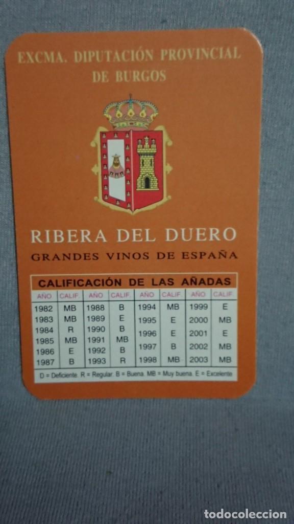 CALENDARIO DIPUTACION PROVINCIAL DE BURGOS AÑO 2005 (Coleccionismo - Calendarios)