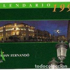 Coleccionismo Calendarios: -59600 CALENDARIO CAJA SAN FERNANDO, AÑO 1998, LA CAJA, PRECIOSA FOTOGRAFIA . Lote 195549653