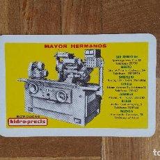 Coleccionismo Calendarios: CALENDARIO FOURNIER MAYOR HERMANOS AÑO 1966. NUEVO. VER FOTO ADICIONAL. Lote 197394735