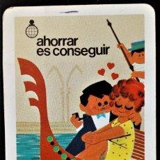 Coleccionismo Calendarios: CALENDARIO CAJA AHORROS MONTE PIEDAD AVILA BANCO ENAMORADO 1982. Lote 198224631