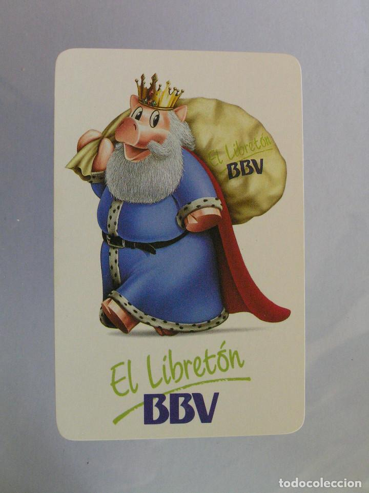 FOURNIER - BBV 1996 (Coleccionismo - Calendarios)