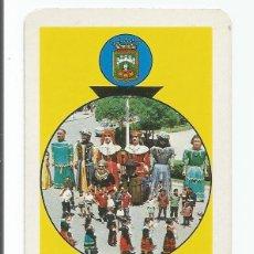 Coleccionismo Calendarios: CALENDARIO FOURNIER 1971 CAJA DE AHORROS MUNICIPAL DE BURGOS. Lote 198334772