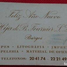 Coleccionismo Calendarios: CALENDARIO HIJA DE BRAULIO FOURNIER AÑO 1975. Lote 198574525