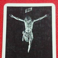 Coleccionismo Calendarios: CALENDARIO SANTISIMO CRISTO MUTILADO DE MÁLAGA AÑO 1968. Lote 198579721