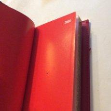 Coleccionismo Calendarios: AGENDA BANCO DE SANTANDER-AGENDA DE BOLSILLO-REGALO AÑO 2006. Lote 198729960