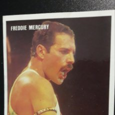 Coleccionismo Calendarios: CALENDARIO 1986 FREDDIE MERCURY. Lote 200195516