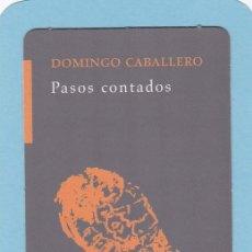 Collezionismo Calendari: CALENDARIO 2013 - KRK EDICIONES - PASOS CONTADOS. Lote 201522480
