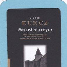 Collezionismo Calendari: CALENDARIO 2013 - KRK EDICIONES - MONASTERIO NEGRO. Lote 201522665