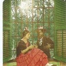 Coleccionismo Calendarios: CALENDARIO AÑO 1999. PAREJA Y VENTANA CON REJA. REF. 11-99BO95007. Lote 202781035