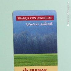 Collezionismo Calendari: CALENDARIO FOURNIER. FREMAP. SEGUROS. MUTUA. COMO ES NATURAL. AÑO 2002.. Lote 203433223