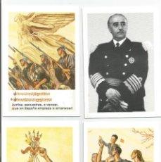 Coleccionismo Calendarios: 10 CALENDARIOS CON EL CARA AL SOL DE 2007. Lote 203525553