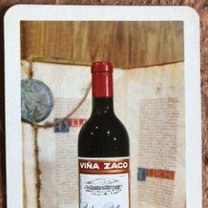 Coleccionismo Calendarios: VIÑA ZACO. CALENDARIO HERACLIO FOURNIER DE 1975.. Lote 203728280