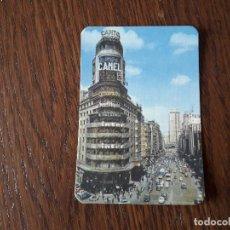 Collectionnisme Calendriers: CALENDARIO DE PUBLICIDAD DE VISTAS DE ESPAÑA, AVDA. JOSE ANTONIO, MADRID AÑO 1974. Lote 203834145