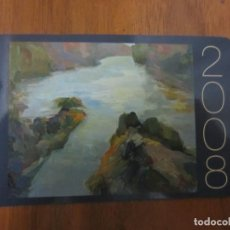 Colecionismo Calendários: CALENDARIO NO FOURNIER-EUROMUTUA-DEL 2008 VER FOTOS. Lote 204115163
