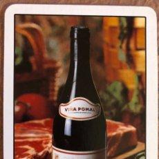 Coleccionismo Calendarios: VIÑA POMAL. CALENDARIO HERACLIO FOURNIER DE 1992.. Lote 204362868