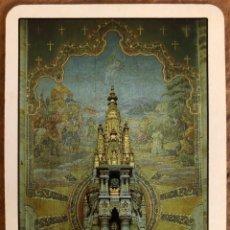 Coleccionismo Calendarios: ALTAR DE SAN VALENTÍN DE BERRIO OCHO (ELORRIO). CALENDARIO HERACLIO FOURNIER DE 1993.. Lote 204363130