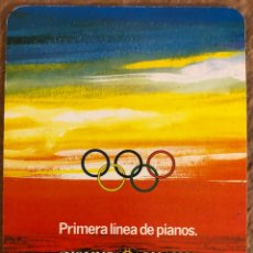 Coleccionismo Calendarios: PIANOS YOUNG CHANG. CALENDARIO HERACLIO FOURNIER DE 1993.. Lote 204363317