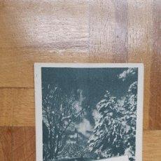 Coleccionismo Calendarios: CALENDARIO PUBLICITARIO RELOJERIAS CRONOS. MADRID AÑO 1956. VER FOTO ADICIONAL. Lote 204635086