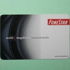 Coleccionismo Calendarios: CALENDARIO FOURNIER. FONESTAR. SONIDO Y MEGAFONIA. AÑO 2007. EXCELENTE ESTADO.. Lote 205054400