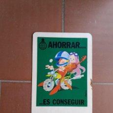 Coleccionismo Calendarios: CALENDARIO FOURNIER CAJA DE AHORROS DE JEREZ AÑO 1980.. Lote 205656191