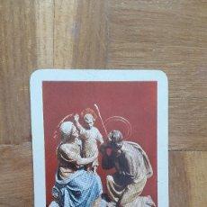 Coleccionismo Calendarios: CALENDARIO FOURNIER CAJA DE AHORROS DEL CIRCULO CATÓLICO DE BURGOS AÑO 1964. VER FOTO ADICIONAL. Lote 205671492