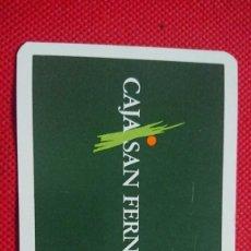 Coleccionismo Calendarios: CALENDARIO CAJA SAN FERNANDO AÑO 1989. Lote 205864477