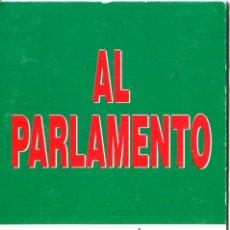 Coleccionismo Calendarios: CALENDARIO BOLSILLO. POLITICO. IZQUIERDA UNIDA EUSKADI. 1995. Lote 206219448