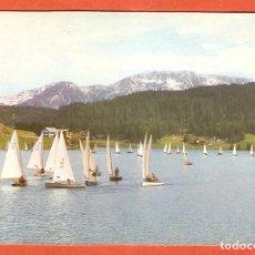 Coleccionismo Calendarios: CALENDARIO DE BOLSILLO DE SERIE AÑO 1979 BARCOS - VELEROS - PAISAJE - VER FOTO REVERSO. Lote 206278091