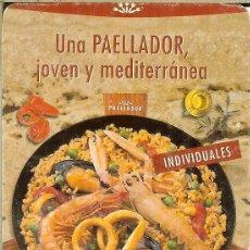 Coleccionismo Calendarios: CALENDARIO PUBLICIDAD - 1997 - PAELLADOR. Lote 206829577