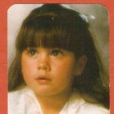 Coleccionismo Calendarios: CALENDARIO DE BOLSILLO AÑO 2001 NIÑA - EMPRESA TXIKIS - LLODIO - ÁLAVA - VER FOTO REVERSO. Lote 207132751