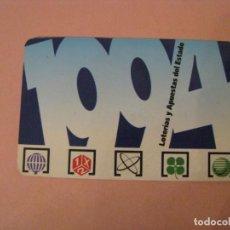 Coleccionismo Calendarios: CALENDARIO LOTERÍAS Y APUESTAS DEL ESTADO. 1994.. Lote 207134692