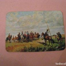 Coleccionismo Calendarios: CALENDARIO PUBL. AUTO-ESCUELA PEREIRA. JAEN, MARTOS, TORREDELCAMPO. 1980.. Lote 207135700