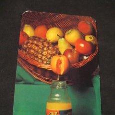 Coleccionismo Calendarios: CALENDARIO ZUMOS CLUZASA 1979. Lote 207191343