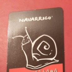 Coleccionismo Calendarios: NAVARRICO. TRANQUILIDAD AMIGO CONDUCTOR...2007. Lote 207339277