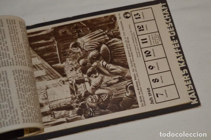Coleccionismo Calendarios: Vintage - Almanaque / Calendario AÑO 1940 - CAFÉ/BAR EMPERADOR - KAISER´S KALENDER 1940 ¡MIra! - Foto 4 - 209674580