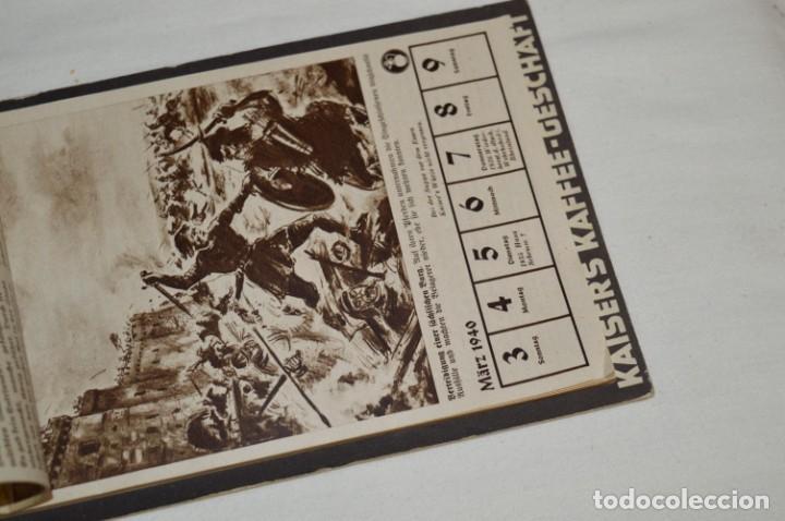 Coleccionismo Calendarios: Vintage - Almanaque / Calendario AÑO 1940 - CAFÉ/BAR EMPERADOR - KAISER´S KALENDER 1940 ¡MIra! - Foto 6 - 209674580
