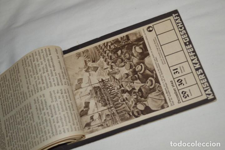 Coleccionismo Calendarios: Vintage - Almanaque / Calendario AÑO 1940 - CAFÉ/BAR EMPERADOR - KAISER´S KALENDER 1940 ¡MIra! - Foto 14 - 209674580