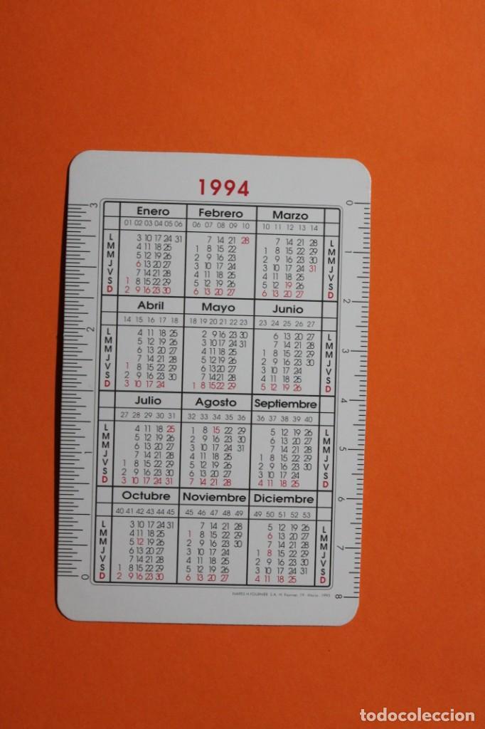 Coleccionismo Calendarios: CALENDARIO DE BOLSILLO. fournier. LA GENERAL. CAJA DE AHORROS DE GRANADA. AÑO 1994. SIERRA NEVADA. - Foto 2 - 210061553