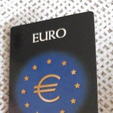 Coleccionismo Calendarios: LA CAIXA EURO 1999. CONVERTIDOR PESETA-EURO. Lote 210571416