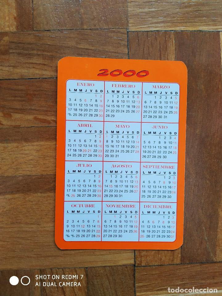 Coleccionismo Calendarios: CALENDARIO DE SEGUROS. ASEICA. ASEGURADORA ISLAS CANARIAS. SEGUROS DE SALUD AÑO 2000. VER FOTO A - Foto 2 - 211730379
