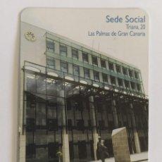 Coleccionismo Calendarios: 2.000 LA CAJA DE CANARIAS CALENDARIO H. FOURNIER. Lote 211730669