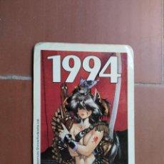 Coleccionismo Calendarios: CALENDARIO PLANETA DE AGOSTINI, COMICS AÑO 1994. Lote 212887758