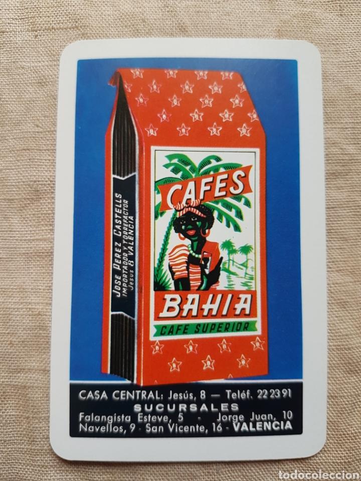 CALENDARIO HERACLIO FOURNIER CAFES BAHIA 1964 (Coleccionismo - Calendarios)