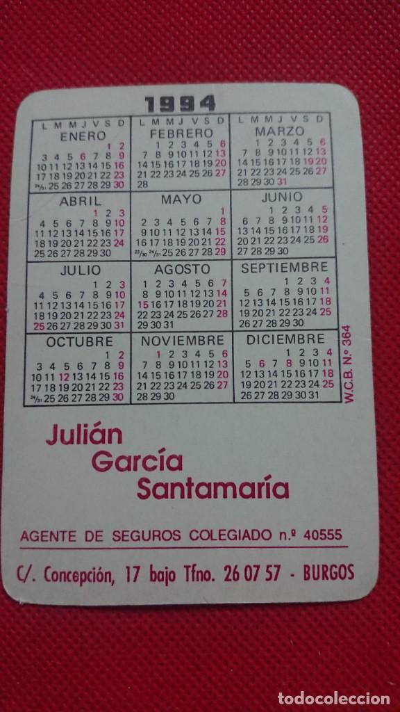 Coleccionismo Calendarios: CALENDARIO TELÉFONO INFORMACIÓN. SIDA AÑO 1994 - Foto 2 - 213437972