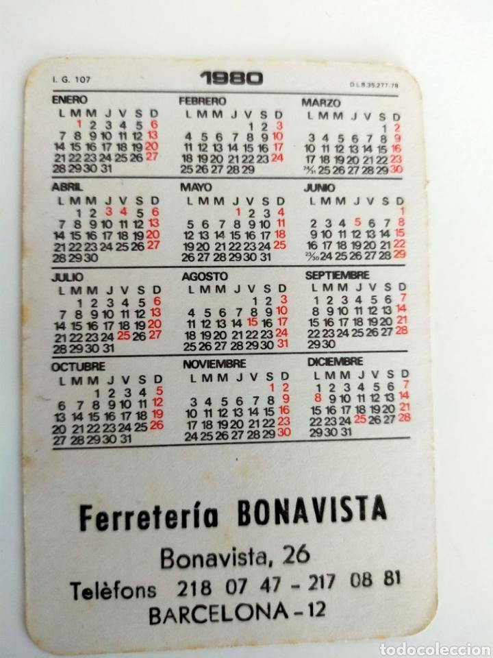 Coleccionismo Calendarios: calendario 1980 - Foto 2 - 213474368
